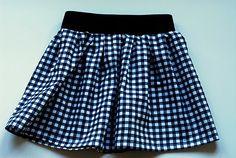 Valentine Skirt Tutorial
