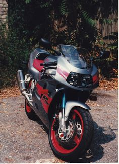 1994  Fresh '94 GSXR 750 went through many mods over the years