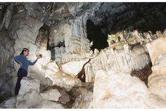 Fearsome Cavern on island Dugi Otok
