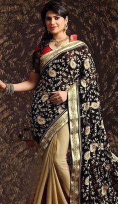 Saree Sale, Chinese Collar, Collar Blouse, Designer Sarees, Home Decor Accessories, Indian Sarees Online, Churidar Suits, Sari, Georgette Sarees