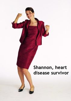 Every woman has a story to tell in the fight against #heart disease. Shannon's story reminds us about what is important: our health and our families. #HeartTruth #health