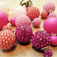 D O U B L E  D O T S  Double Dots by Karma in the color Pink! Shop ze in de #goodiesshop #Zoutelande #Domburg en online www.goodies-shop.nl