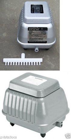 Pondmaster 04560 Air Pump for Ponds & Aquariums-water aerator-oxygen-fish 25033045606 Fish Pond Supplies, Aquariums, Water Garden, Ponds, Retail Packaging, Ohio, Pump, Ebay, Pumps