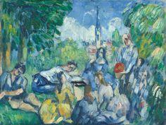 De mooiste picknicks in de kunst - Cezanne - See All This