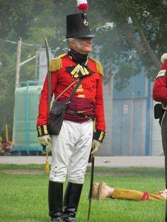 Ufficiale di fanteria inglese