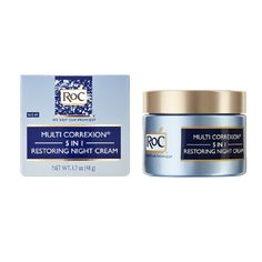 Rank & Style - RoC Hexinol Multi Correxion 5 in 1 Restoring Night Cream #rankandstyle