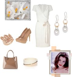"""""""Crocus: BLue Pearl"""" by heather-peace ❤ liked on Polyvore"""