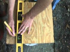 How to make a Cajon drum Part 1 of 4  I like the washboard twist!!