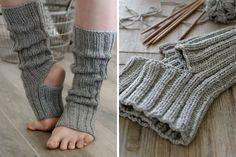 DIY | Yogasocken stricken und Anleitung elastisch abketteln – mxliving