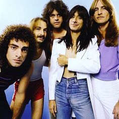 Steve Perry and #TheReal #journey @theband_journey | Instagram