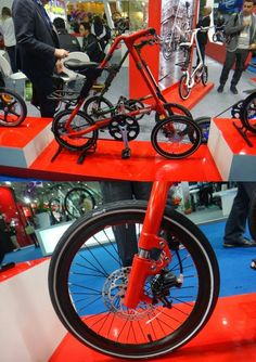 Bike Ideas, Brompton, Super Bikes, Bicycling, Cool Toys, Cars And Motorcycles, Transportation, Cool Stuff, Vehicles