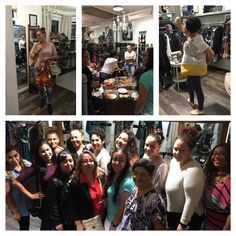 Private birthday party fun at our Noe Valley store! Happy Birthday Maritza! Contact JulieRhodes@ambiancesf.com to book your free of charge private party.