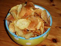 Kartoffelchips Selber Machen :http://selber-machen-selbstgemacht.de/kartoffelchips-selber-machen/
