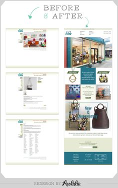 E-commerce upgrade for a great Portland Brick & Mortar shop- Tilde redesign by Aeolidia