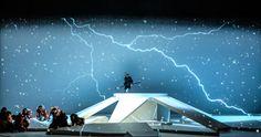Renatus Meszar (Wotan), Walküren-Ensemble - Foto: Falk von Traubenberg Theater, Videos, Clips, Concert, World, Youtube, Photos, Opera, Ballet