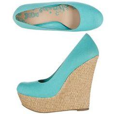 Womens - Brash - Women's Lunar Platform Wedge - Payless Shoes
