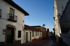 Calle 10 westbound, Bogotá