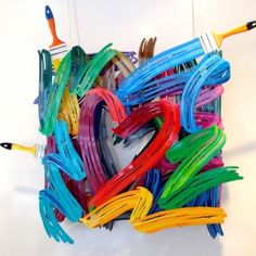 David Gerstein - Graffiti Heart