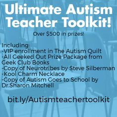 The Ultimate Autism Teacher Toolkit