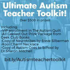 The Ultimate Autism Teacher Toolkit