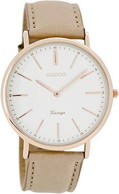 Oozoo Unisex-Armbanduhr Analog Quarz Leder C7330 - http://on-line-kaufen.de/oozoo/oozoo-unisex-armbanduhr-analog-quarz-leder-c7330