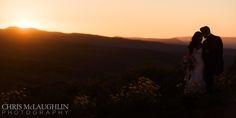 cool sunset shot