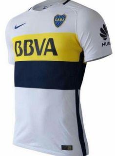 Nueva camiseta Boca Juniora 2016-2017