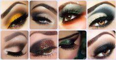 Un look nou cu gene false Makeup Lessons, Halloween Face Makeup, Hair Makeup, Make Up, Skin Care, Beauty, Gene, Nails, Classic
