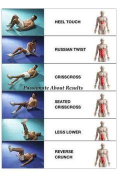 Workout Routine Ideas