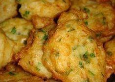 Receita: Pataniscas de Bacalhau
