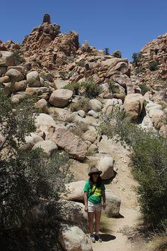 Joshua Tree National Park: Hidden Valley Trail
