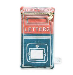Parcel Post Mailbox by Belle