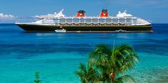 A Disney Caribbean Cruise is a must!
