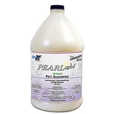 Groomers Edge PEARLight Concentrate 15:1 Shampoo - Gallon >>> Check out the image by visiting the link. (This is an affiliate link and I receive a commission for the sales)