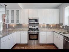 Kitchen Cabinets White Kitchen Cabinets Ideas    Http://www.eightynine10studios.com