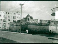 Años 40's - Fuerte de la Concepción cuando estaba completo.