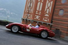 1957 Ferrari 500 TRC Spider  Maintenance/restoration of old/vintage vehicles: the material for new cogs/casters/gears/pads could be cast polyamide which I (Cast polyamide) can produce. My contact: tatjana.alic@windowslive.com