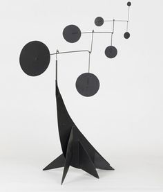 Form, Balance, Joy:  My favorite piece from the Nasher Museum of Art at Duke University's Alexander Calder Exhibition (and the link to my blog post about it, Kidding around with Calder)