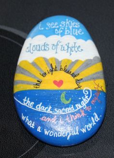 Cute Rock Painting Design Ideas You Will Love 53