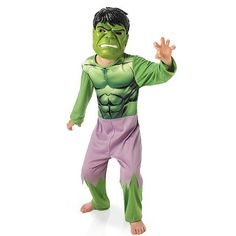 The Hulk Costume by Rubies Costume Co.
