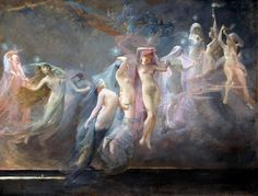Sarah Paxton Ball Dodson (1847-1906) - The Morning Stars