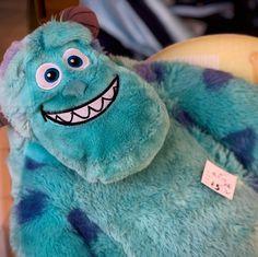#monstersinc #sully #plushtoy