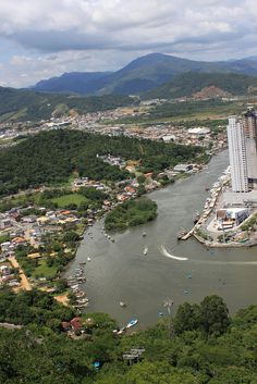 Balneário Camburiu, Santa Catarina, Brazil