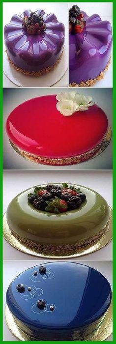 Realiza Cubierta de Vidrio para Pasteles Lujo Espejo. #pastelespejo #tortaespejo #tartaespejo #glaseado #cubierta #lujo #vidrio #espejo #postres #cakes #comohacer #lomejor #masa #bread #breadrecipe #pan #panfrances #panettone #panes #pantone #pan #receta #recipe #casero #torta #tartas #pastel #nestlecocina #bizcocho #bizcochuelo #tasty #cocina #chocolate Si te gusta dinos HOLA y dale a Me Gusta MIREN …