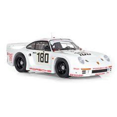 Spark Porsche 961 - 1986 Le Mans 24 Hours - #180 1:18