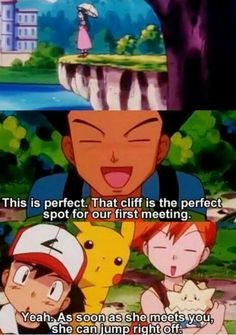 """5. She is the queen of sass.   Community Post: 32 Reasons Misty From """"Pokémon"""" Is The Very Best"""