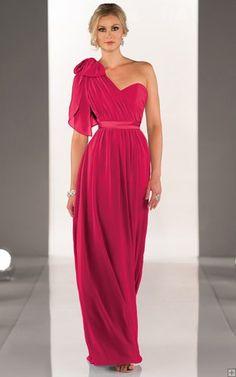 Sleeveless Chiffon None Natural Floor-length Bridesmaid Dresses