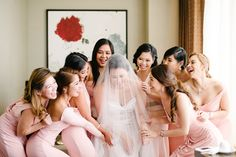 Classic romantic pink church wedding in Manila Church Wedding, Wedding Blog, Our Wedding, Wedding Photos, Bridesmaid Dresses, Wedding Dresses, Philippines, Romantic, Engagement