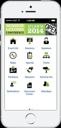 Eventpedia solution is to provide custom branded apps and replace the traditional program guide to give attendees everything they need to stay on track. #eventtech for the mobile apps