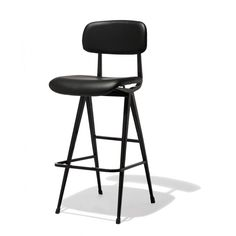 Industry West Madewell Bar Stool Leather